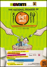 An Idiot For Dinner by Evam