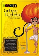 Evam's Urban Turban - The Show