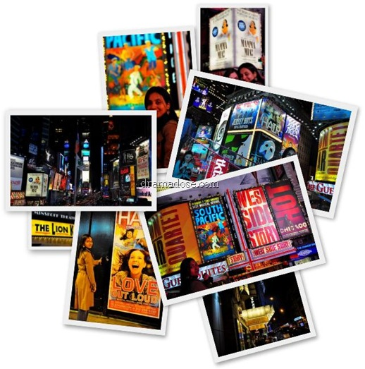 Broadway-Collage