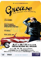 Grease The Musical Bangalore