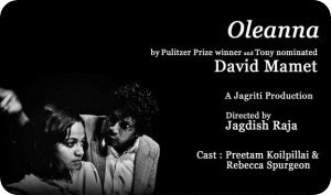 Oleanna Jagriti Production