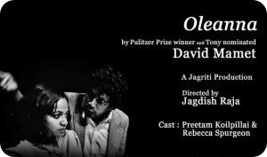 Oleanna Jagriti Production