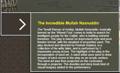 The Incredible Mullah Nasruddin